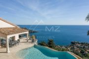 Close to Cannes - Renovated villa with panoramic sea views - photo1