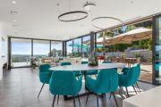 Proche Cannes - Villa contemporaine vue mer - photo10