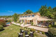 Proche Gordes - Belle maison de vacances avec piscine chauffée - photo3