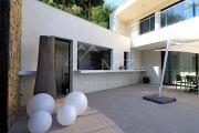 Proche Cannes - Mandelieu Les Termes - Villa contemporaine neuve - photo10