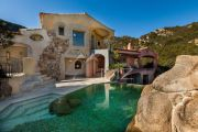 Italie - Porto Cervo - Charmantes villas neuves - photo1