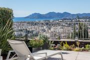 Near Cannes - On the heights - Appartment with panoramic sea view - photo11