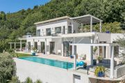 Cannes backcountry - Contemporary villa with breathtaking views - photo1