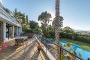 Cannes - Basse Californie - Gated domain - Superb contemporary villa close to the Croisette - photo3