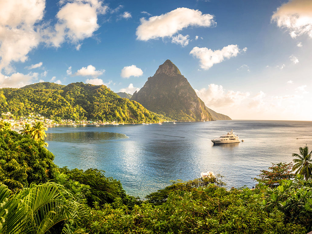 Top 10 des destinations de luxe dans le Monde