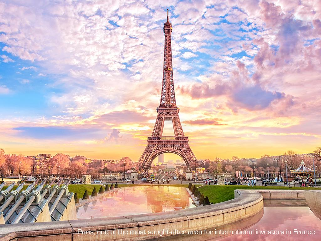 Immobilier : pourquoi investir en France en tant qu'étranger