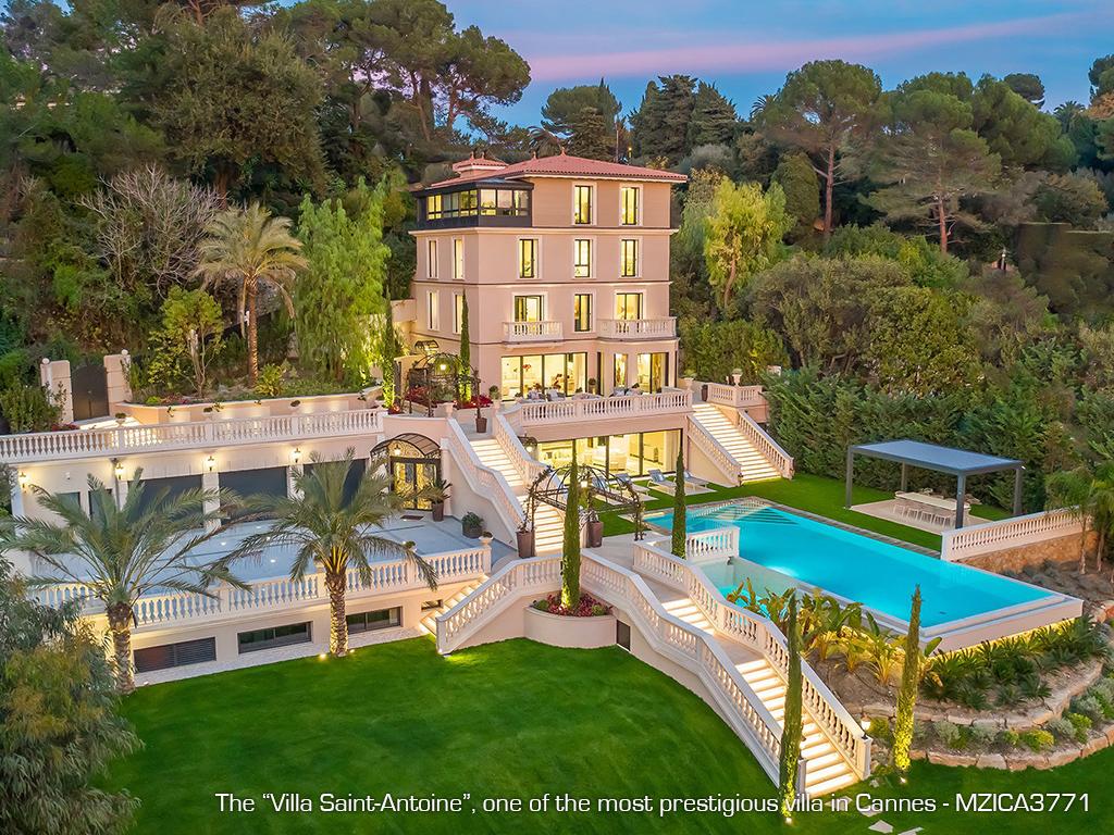 Quelle est la fiscalité applicable aux bâtiments et demeures de prestige