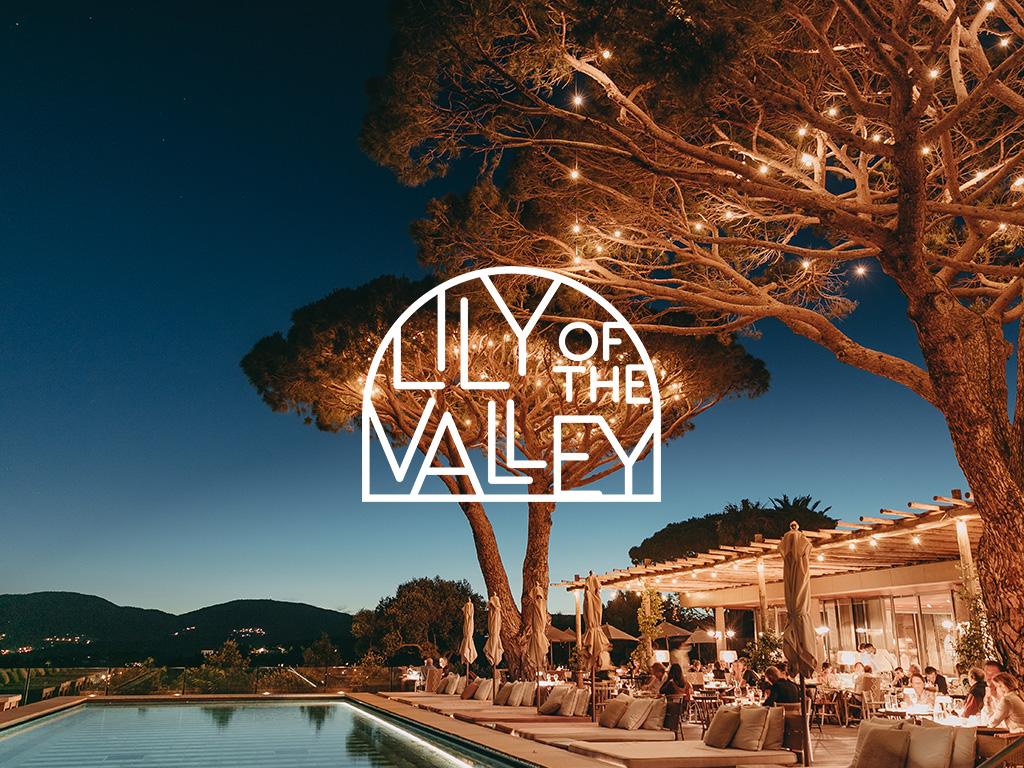 Lily Of The Valley, une adresse d'exception à deux pas de Saint-Tropez