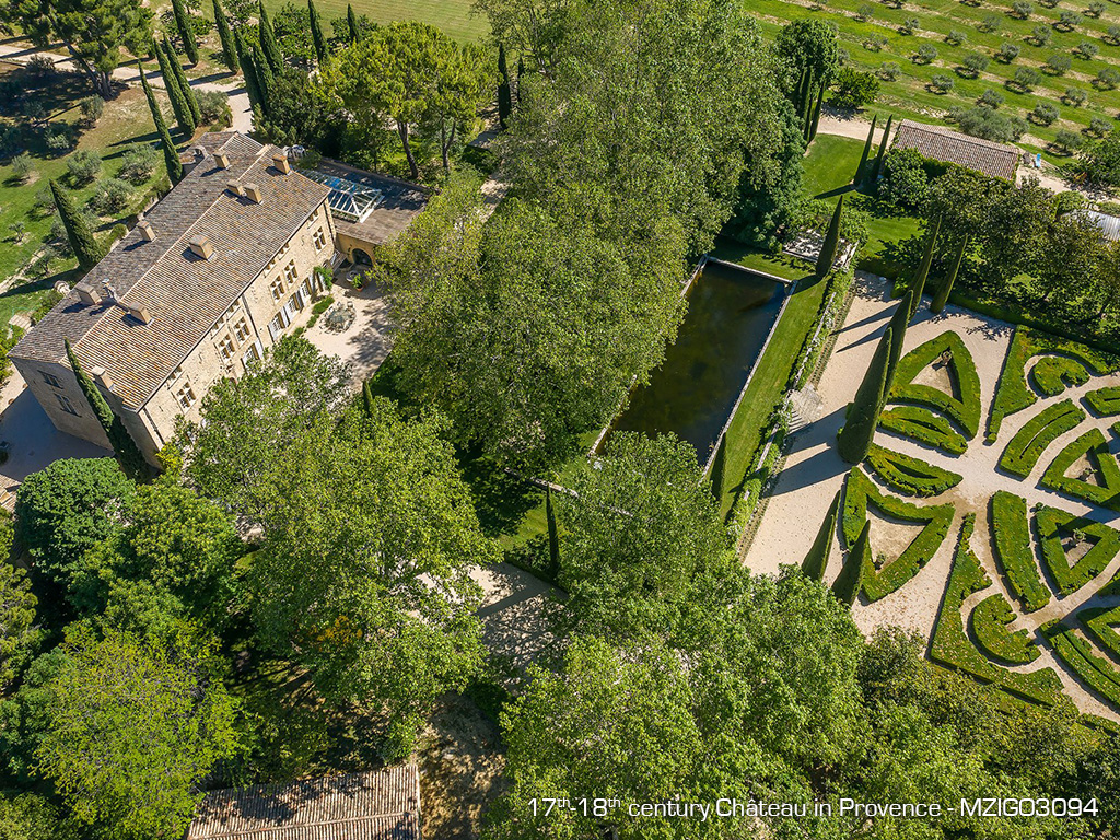 Luxury real estate: life in a château