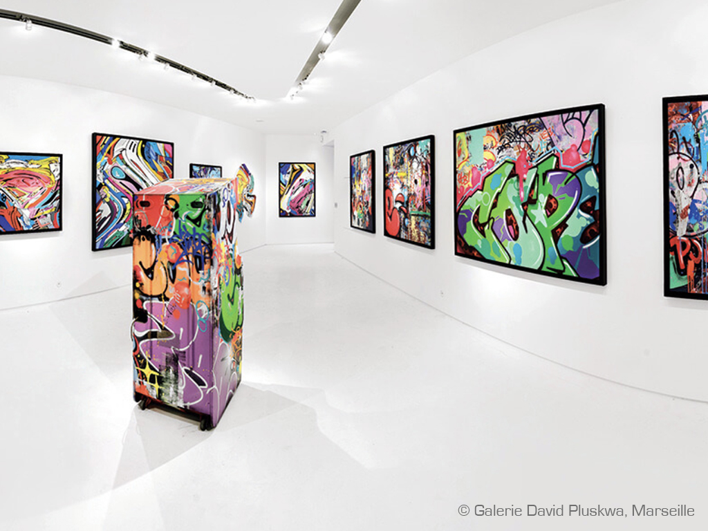 Les plus belles galeries d'art en Provence