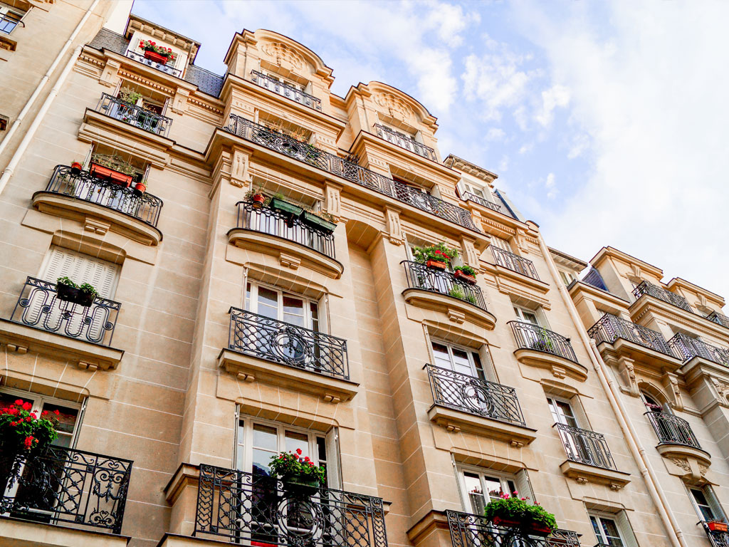 estimation immobiliere appartement Haussmannien