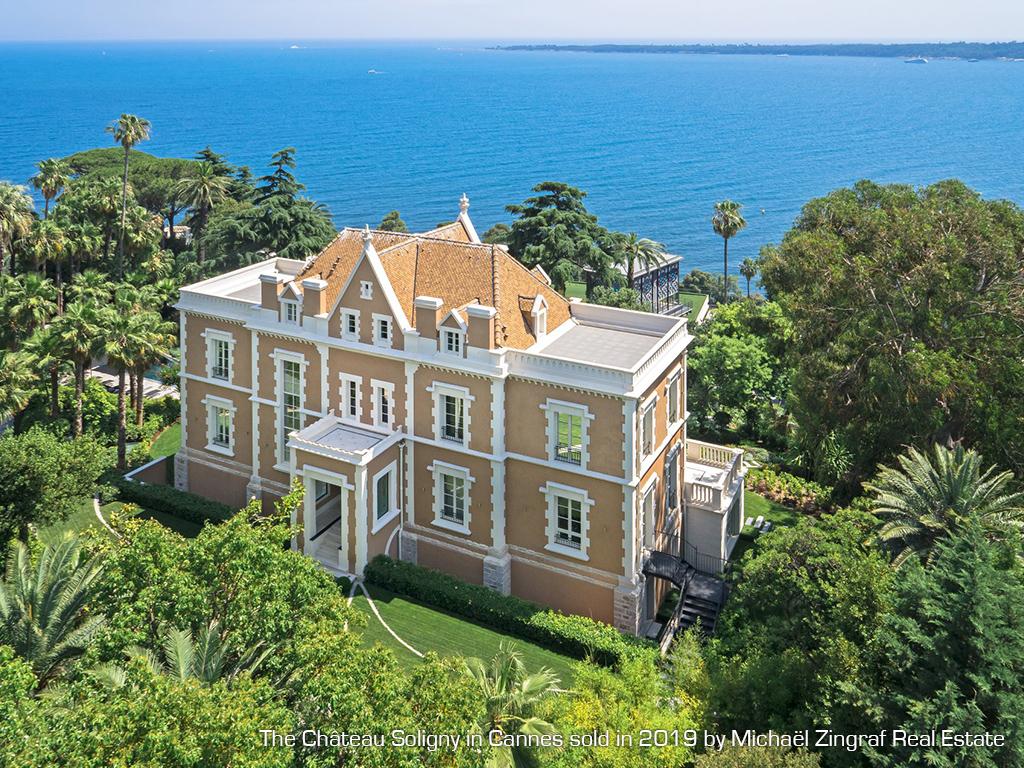 L'évolution du marché de l'immobilier de luxe en France
