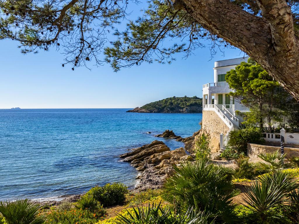 estimation villa pied dans l'eau Saint-Tropez