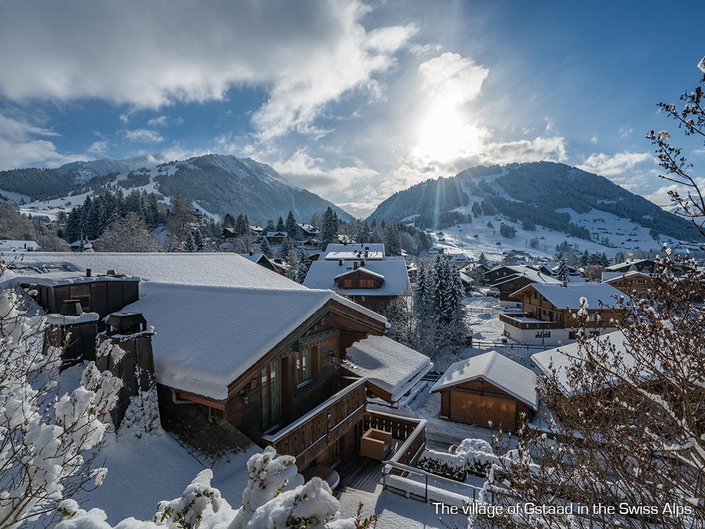 L'immobilier de luxe à la montagne