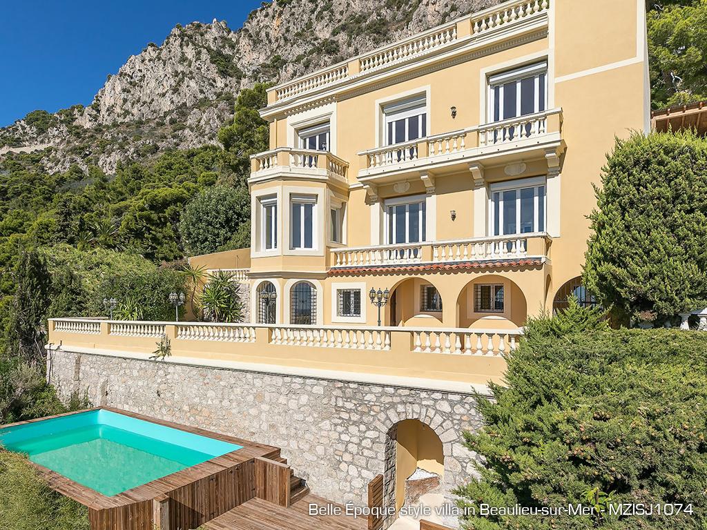 Architecture Belle Époque : joyau de la ville de Nice