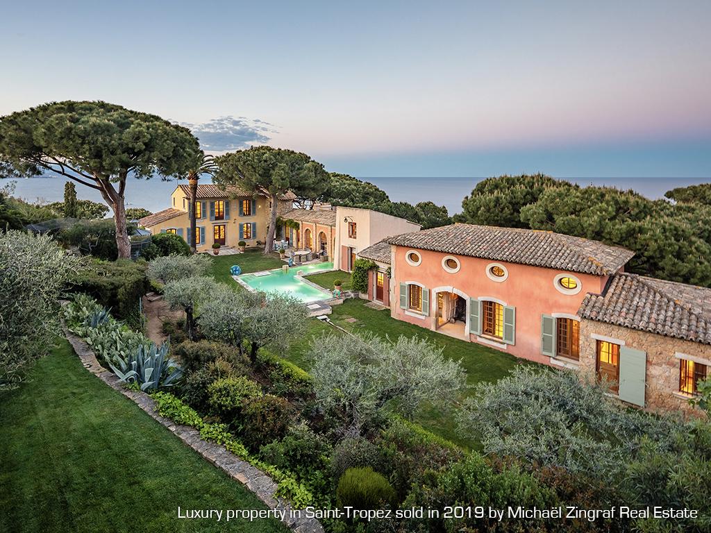 What type of investors focus on luxury real estate?