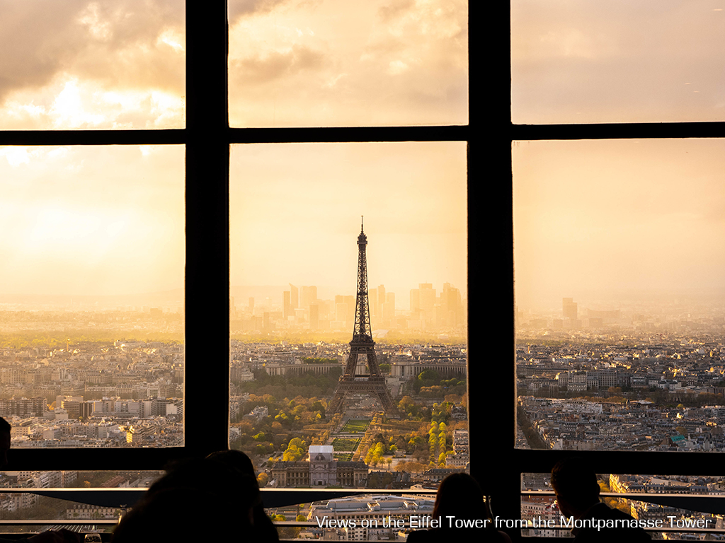 The most beautiful views in Paris
