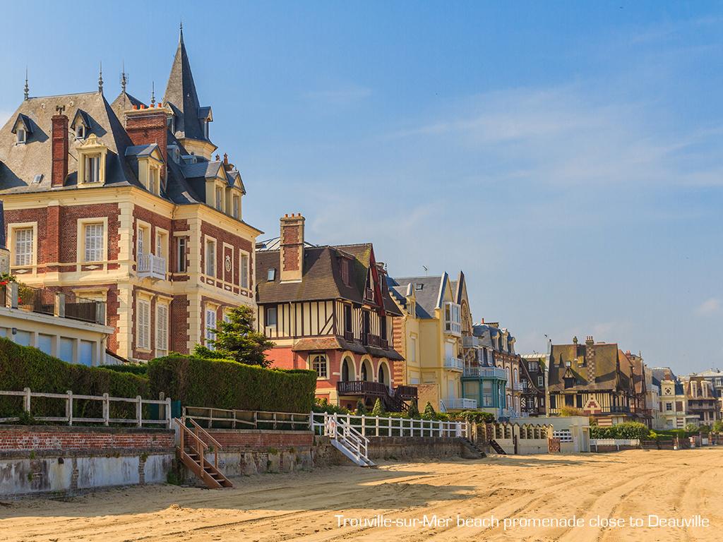 L'immobilier de luxe à Deauville