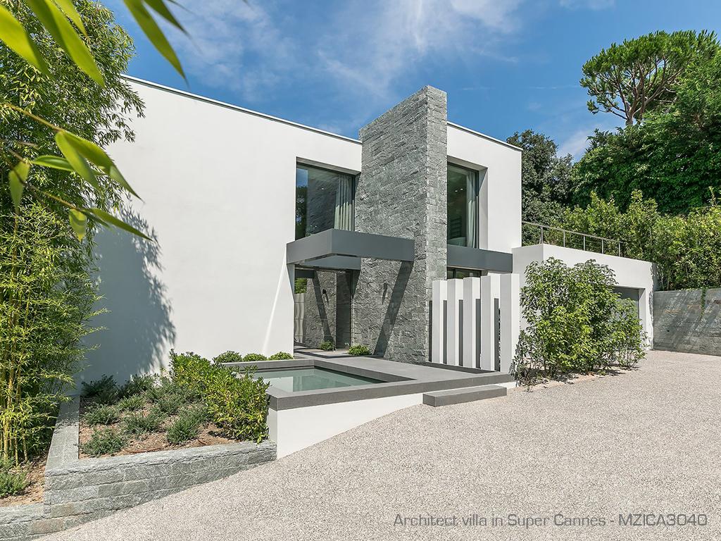 Qu'est-ce qui caractérise une maison d'architecte ?